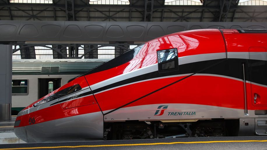 Emirates codeshares with Trenitalia