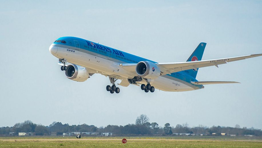 98ead5a95806 Korean Air to offer first class on new Boston-Seoul flights ...