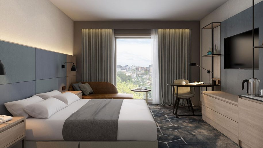 Ihg Opens Dual Branded Manchester Property Business Traveller