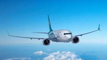 Flight review: SilkAir Boeing 737 Max 8 business class
