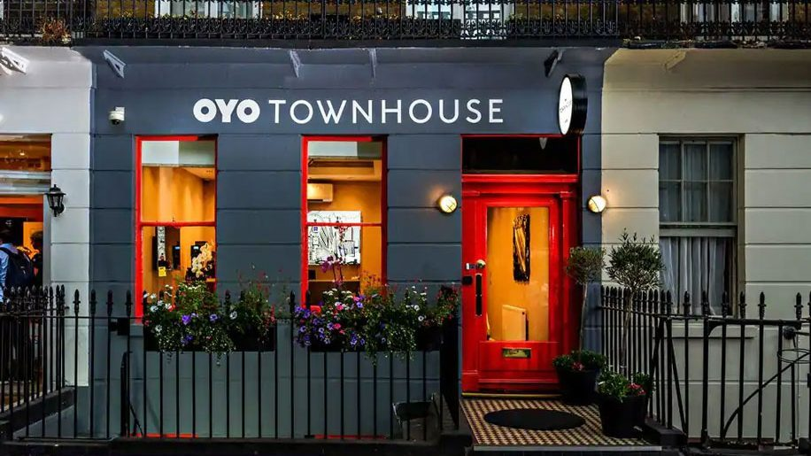 Oyo stakes claim as world's third largest hotel chain