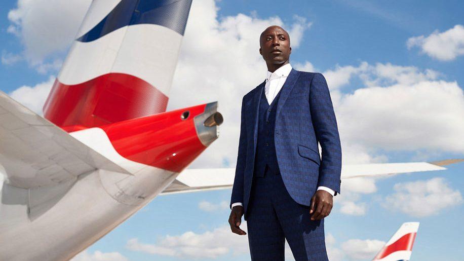 Ozwald Boateng to design new British Airways uniforms