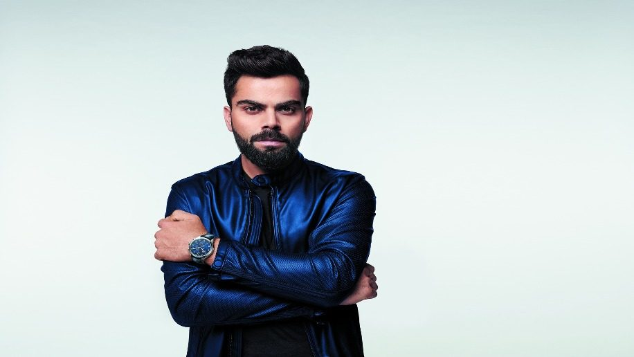 Virat Kohli Unveils New Limited Edition Tissot Watch