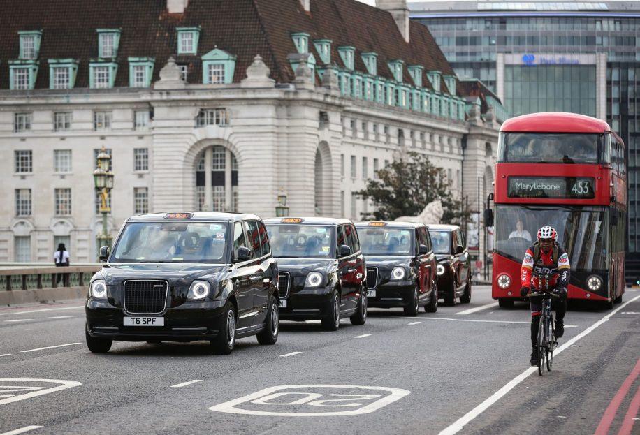 Seven ride-hailing apps in London – Business Traveller