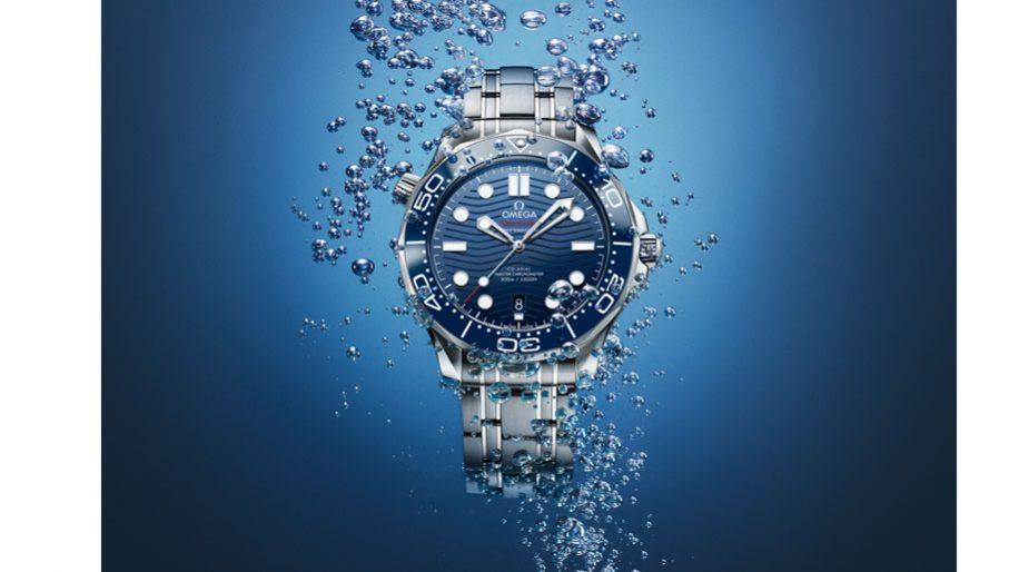 Time Stopper Seamaster Diver 300m By Omega Business Traveller