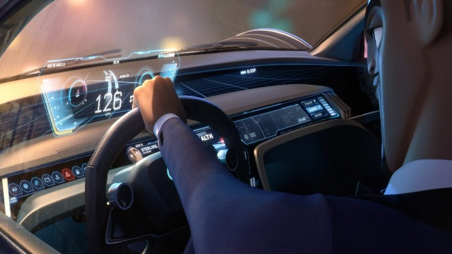 Audi designs virtual concept car for an animated film