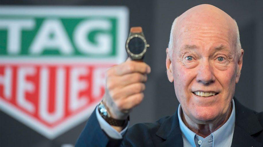 GrandPrix de l'Horlogerie de Genève honours Jean-Claude Biver with special jury prize