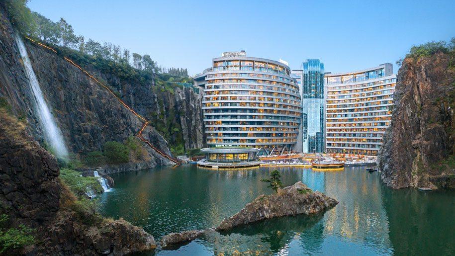 Image result for intercontinental shanghai wonderland aquarium