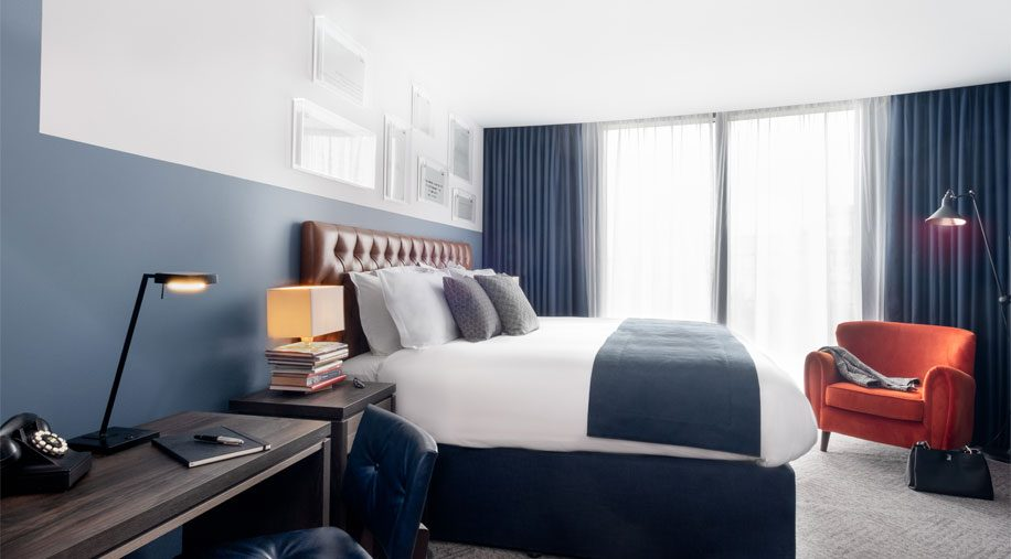 Hotel Indigo To Open By Manchester Victoria Station