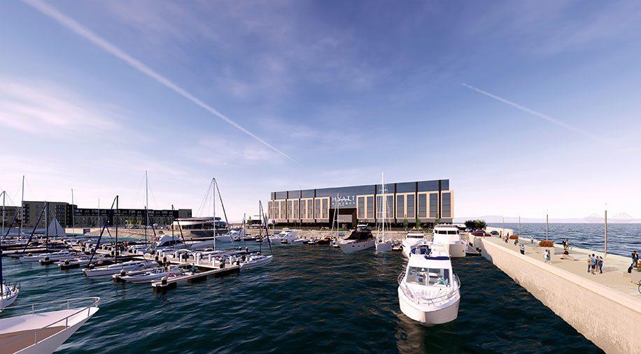 hyatt to open first scotland hotel at edinburgh marina business