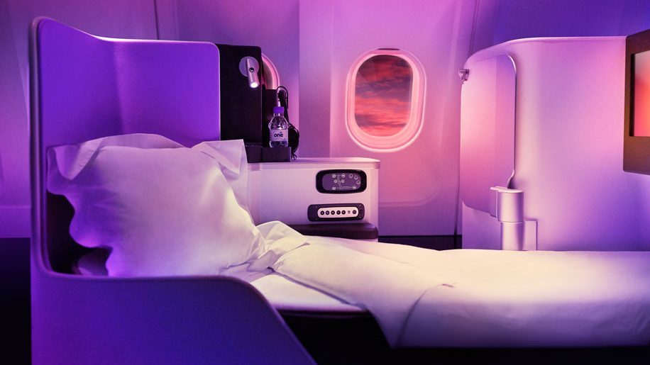 Virgin Atlantic unveils first refurbished A330-200