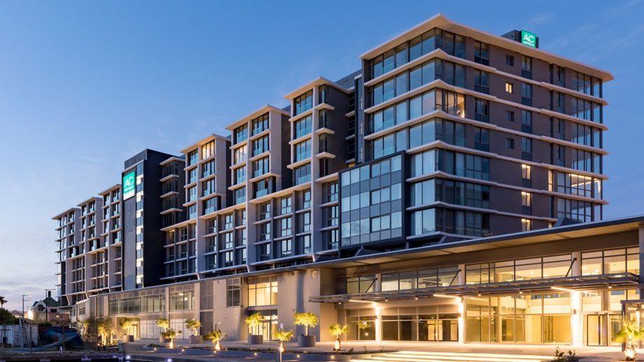 trouver le travail mode de premier ordre Livraison gratuite dans le monde entier AC Hotels by Marriott opens first South African property ...