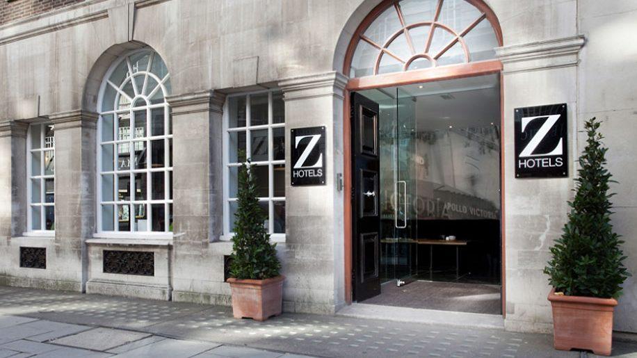 Z Hotels to open Trafalgar Square property
