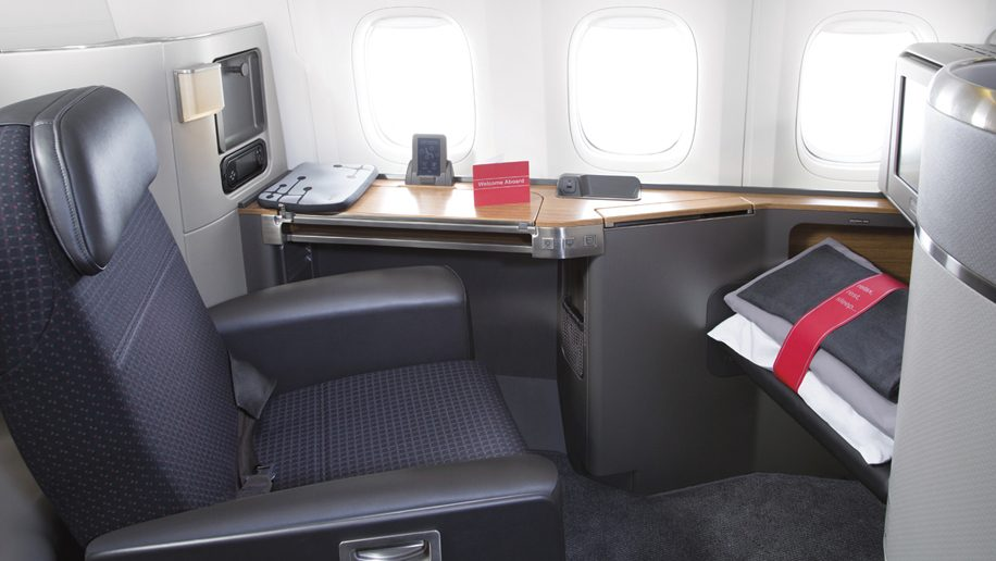 First Class Is Coming To American Airlines Los Angeles