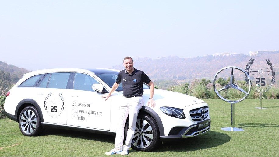 d3aeb86dea Mercedes-Benz celebrates 25 years in India – Business Traveller