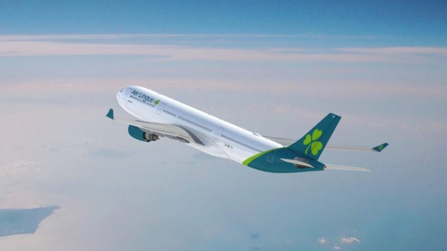 Aer Lingus to allow partial flight payments with Avios