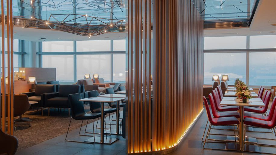 Air Canada Maple Leaf Lounge opens at St John's airport