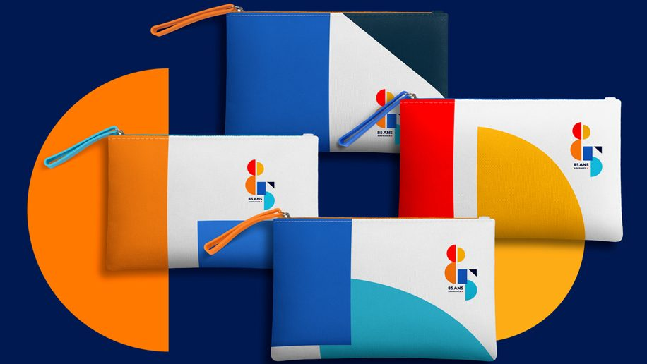 Air France rolls out new 85th anniversary amenity kits