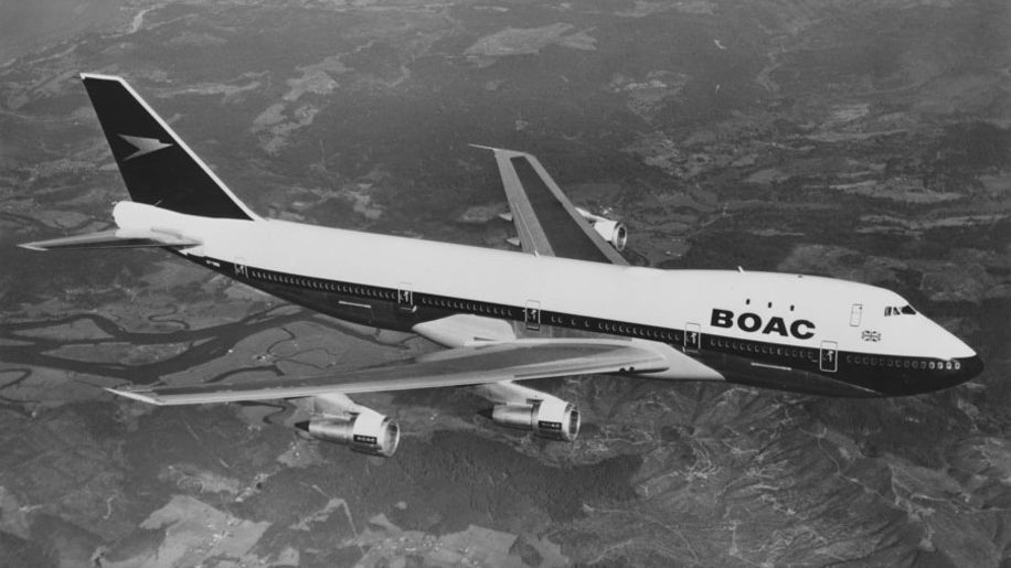 British Airways to paint B747 with retro BOAC livery
