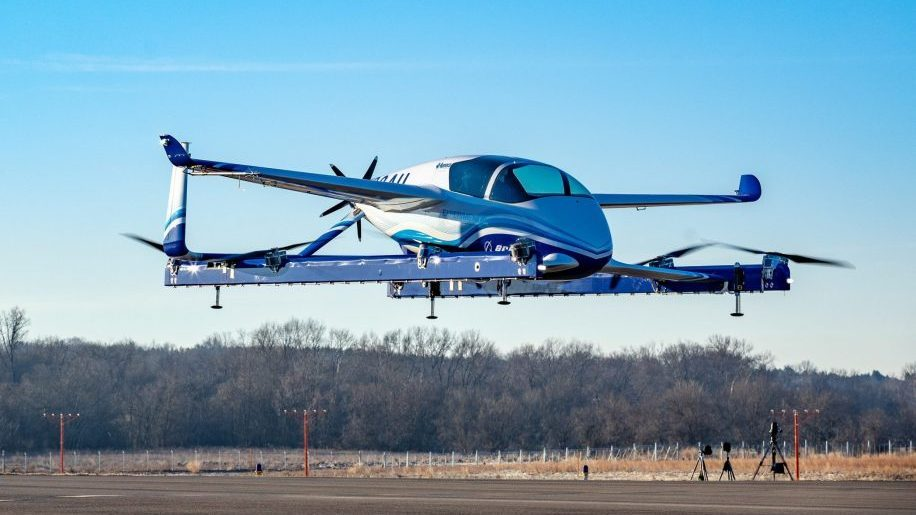 Boeing has flying prototype of Uber air drone – Business