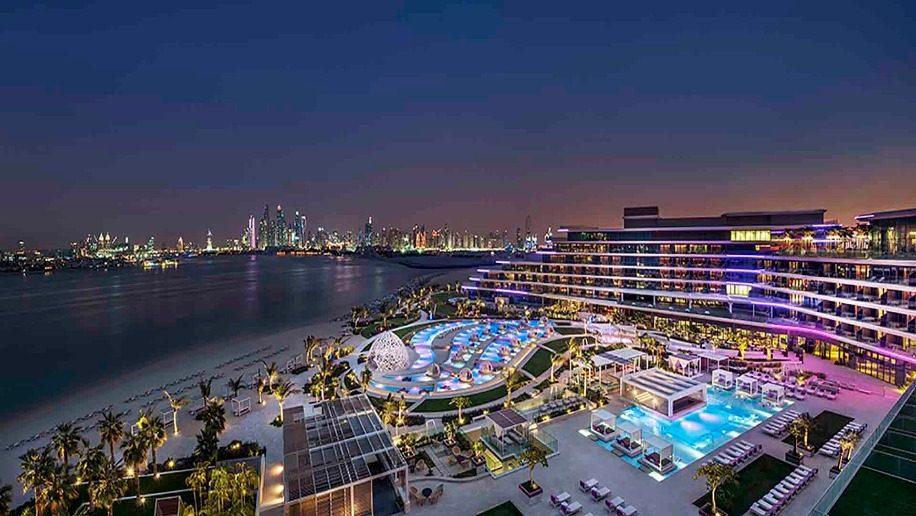 W Hotels Opens Dubai Property Business Traveller