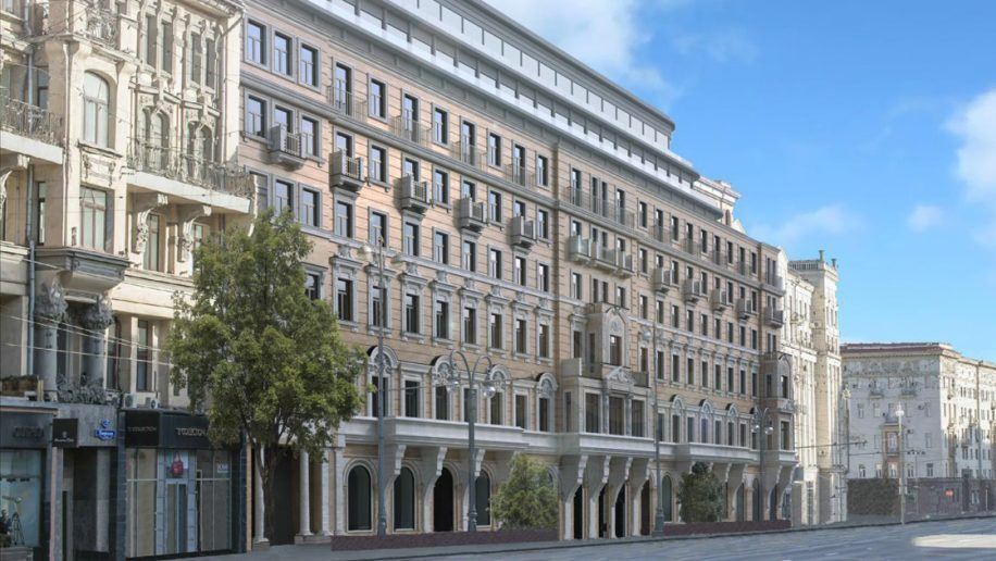 Corinthia plans to open Moscow hotel in 2021
