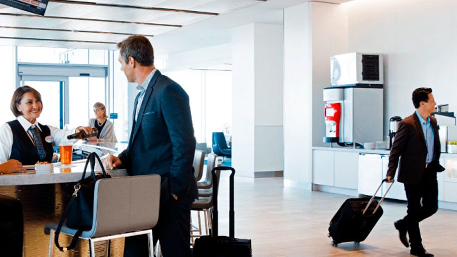 United opens new airport lounge in Fort Lauderdale