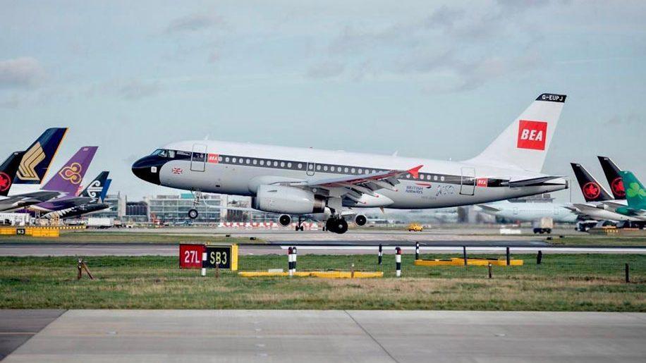 British Airways to mark centenary birthday this weekend