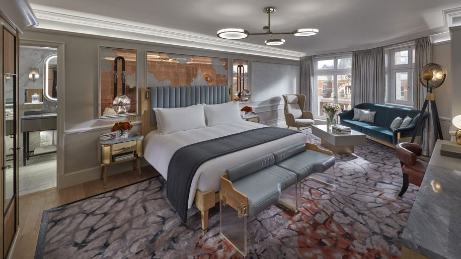 Mandarin Oriental Hyde Park To Reopen Next Month