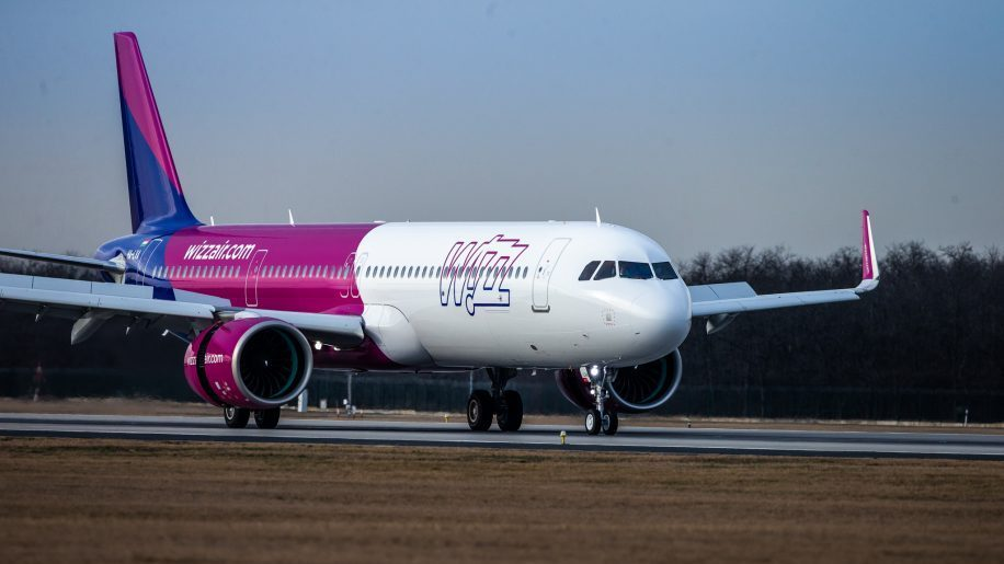 Wizz Air to launch Gatwick-Gdansk and Birmingham-Krakow routes