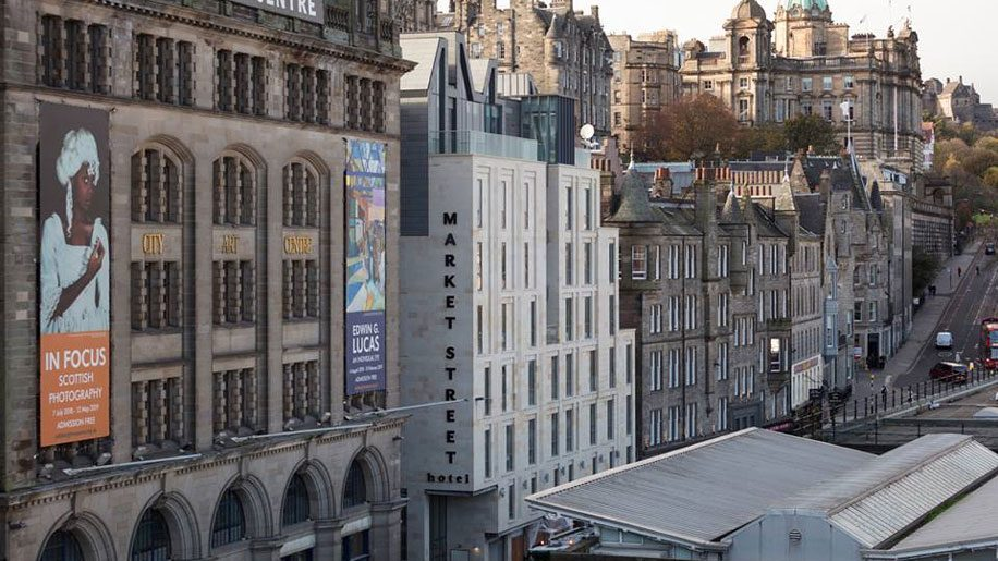 Design Hotels to add first Scottish property