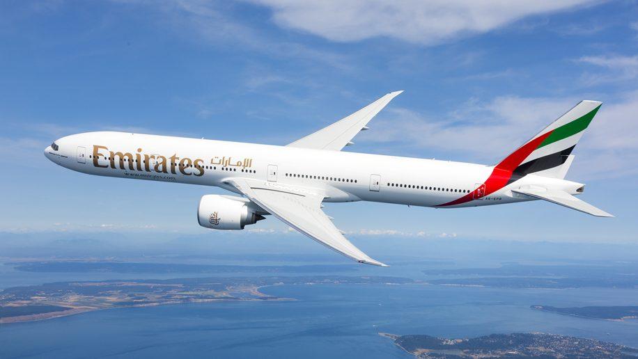 Flight Review Emirates Boeing 777 300er Business Class