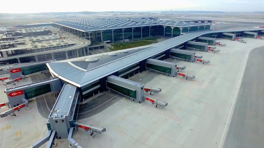 Resultado de imagen para Istanbul New Airport