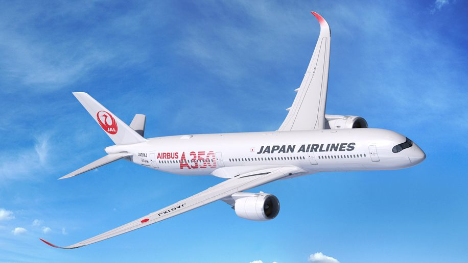 Japan Airlines to launch Airbus A350 with 'first cl' cabin on ... on