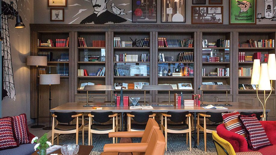 Hotel Lobbies Come On In Business Traveller