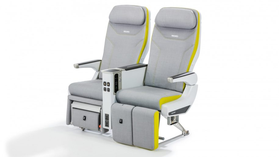 These are Korean startup carrier Air Premia's new Dreamliner seats