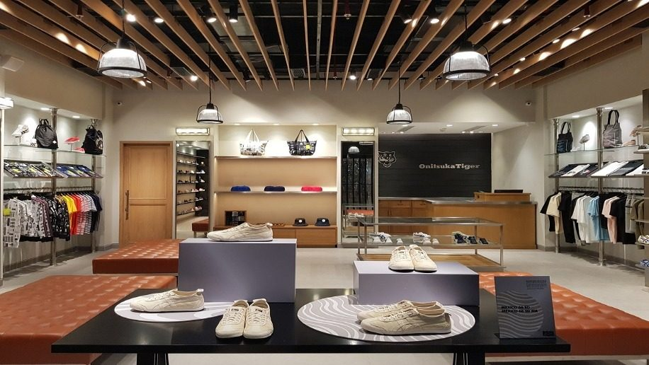 separation shoes 69c4d 4b44c Onitsuka Tiger unveils fifth monobrand store in India ...