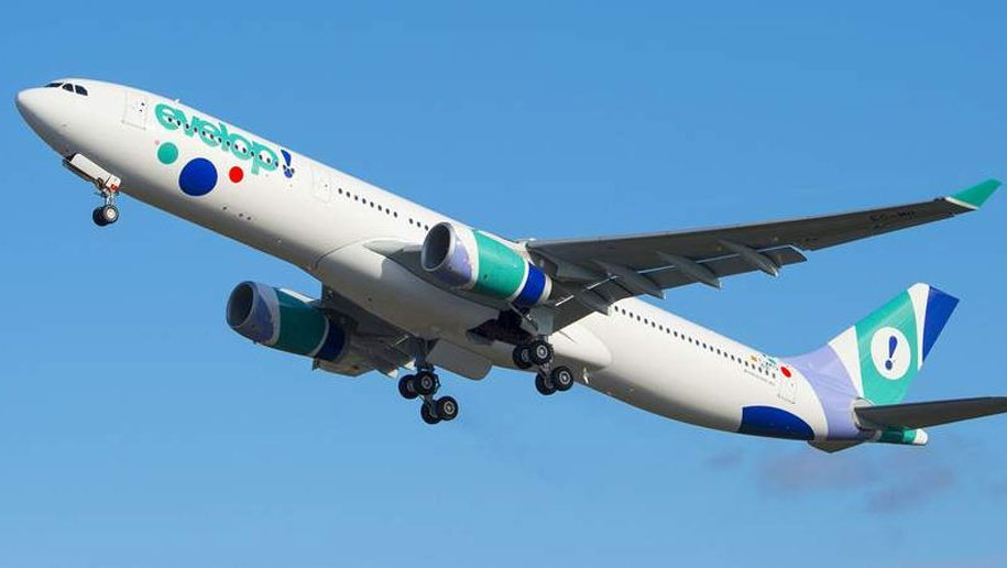 Evelop Airlines to operate British Airways Gatwick-New York service until January