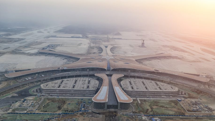 Beijing Daxing International Airport to embrace smart technology