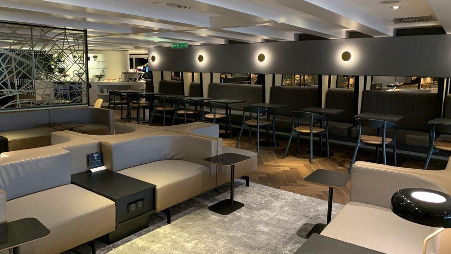 Star Alliance reopens refurbished Paris lounge