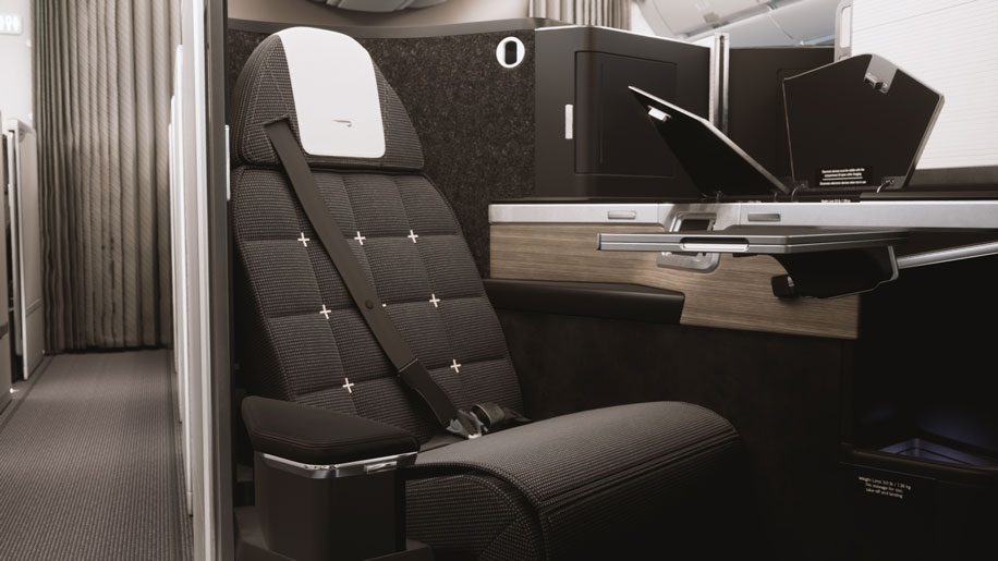 British Airways Retrofits Its First B777 With New Club Suite Business Traveller