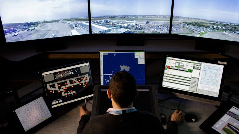 Jersey becomes first British airport to use digital remote air traffic tower