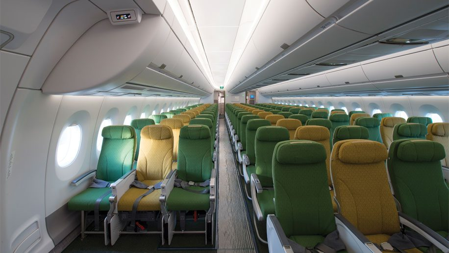 Flight review: Ethiopian Airlines A350-900 economy class, London-Addis Ababa