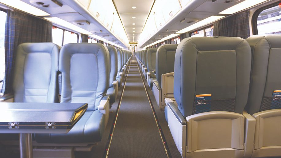 Amtrak gives Acela makeover, with new trains on the horizon