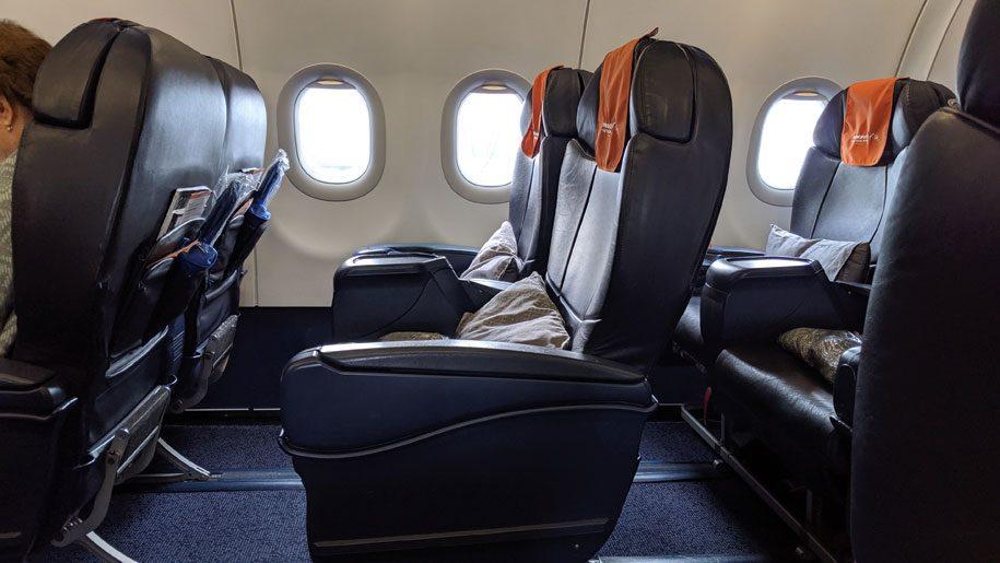 Amazing Flight Review Aeroflot A320 Business Class Business Traveller Bralicious Painted Fabric Chair Ideas Braliciousco