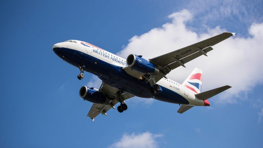British Airways to boost domestic services at London Heathrow