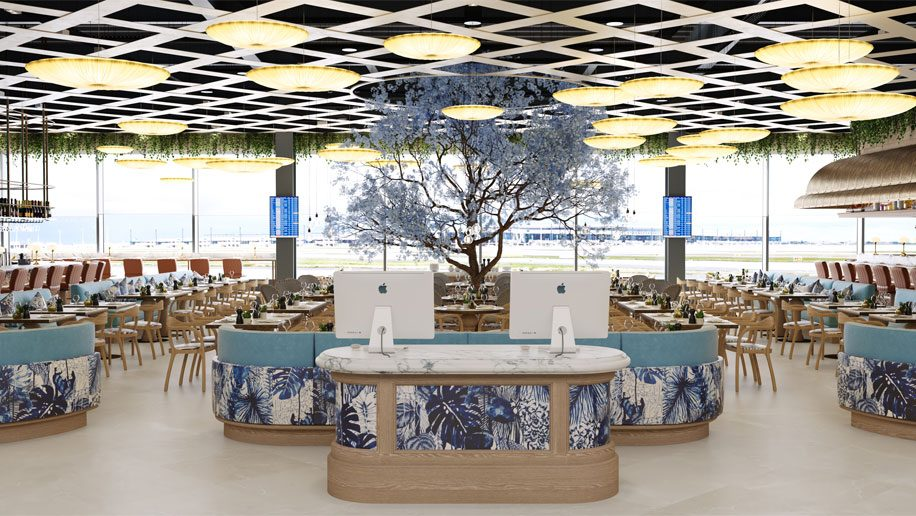 Manchester Airport announces food and drink outlets to open in expanded terminal