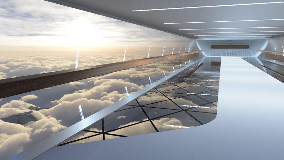 British Airways' Flight of the Future exhibition opens at London's Saatchi Gallery