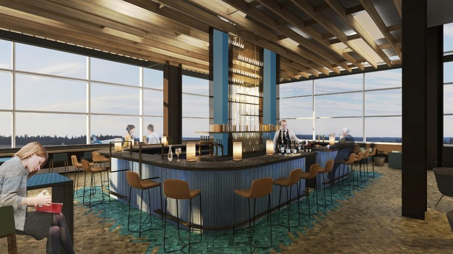 New Alaska Airlines lounge at Seattle-Tacoma to open this week