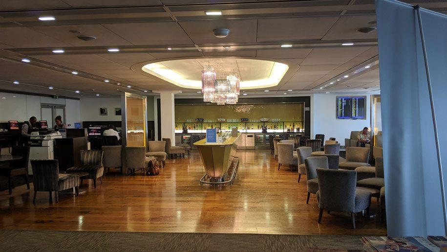 Lounge Review British Airways Galleries First Lounge Heathrow Terminal 3 Business Traveller